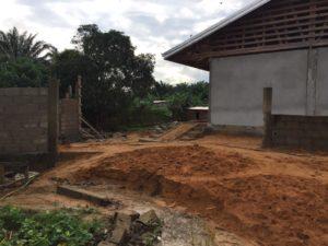 Construction Site August 2019